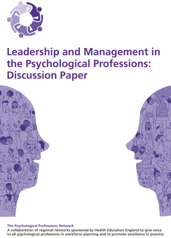 Leadership and Management in the Psychological Professions: Discussion Paper
