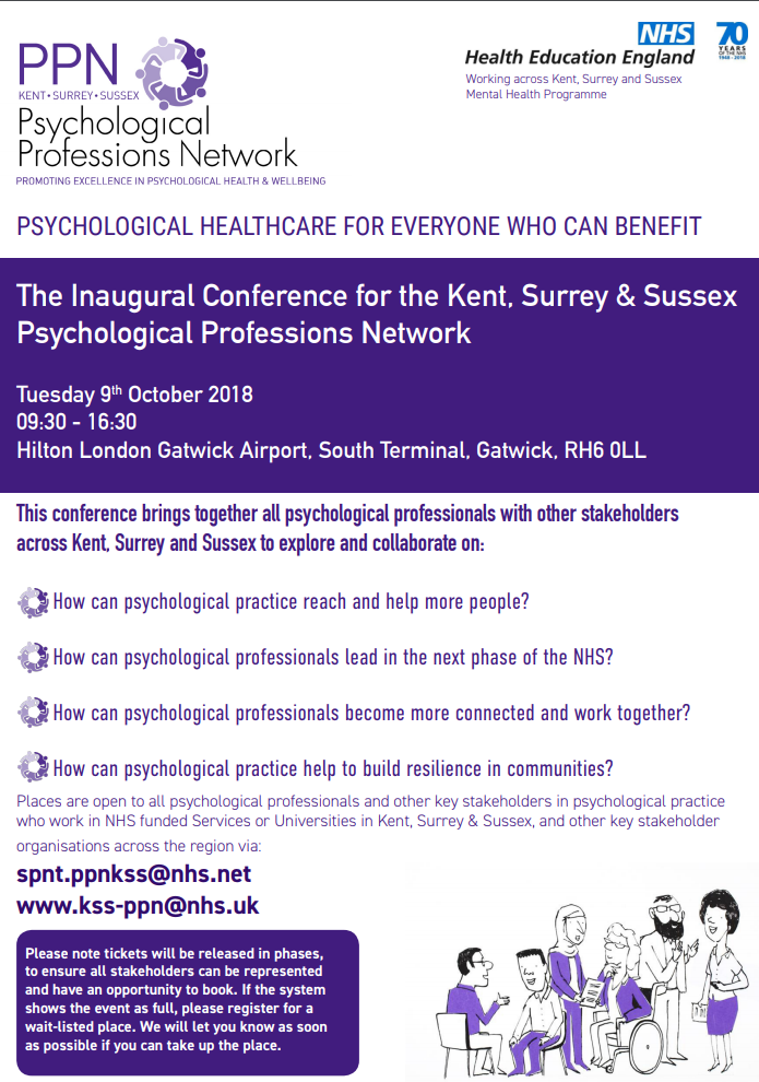 PPN Inaugural Conference Flyer